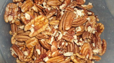 Soaked and drained raw pecans (soaked for about 2-3 hours)