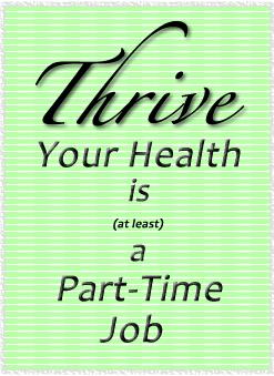 thrive part time job