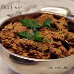 My Bubi's Chopped Liver