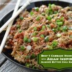 Healthy Noodles (grain free, low carb!)