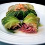 Cabbge Rolls Reuben Style
