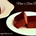 Mom's Texas Grain Free Brownies