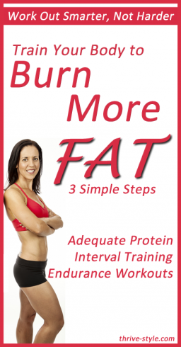 burn more fat 1