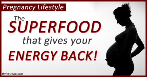 pregnancy energy